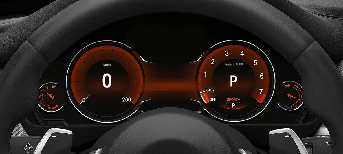 BMW 4 Series Coupé: Connectivity & Driver Assistance
