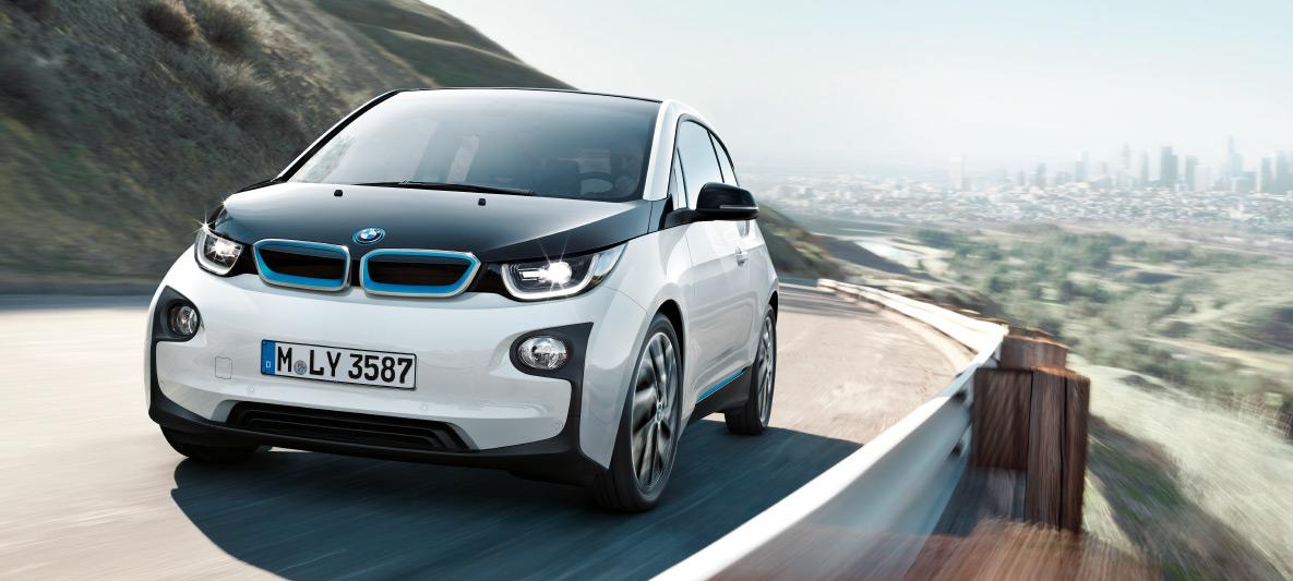 BMW i3 : Range & charging